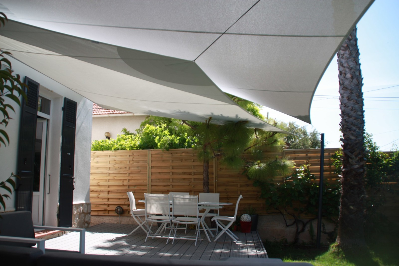 atelier des voiles voiles d 39 ombrages pour particuliers. Black Bedroom Furniture Sets. Home Design Ideas
